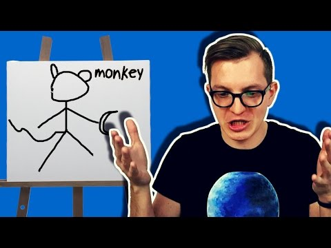 Я знаю все слова. Но рисую как кретин! Quick, Draw! [ПЭМ #16]