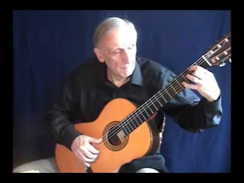 Alonso Mudarra - Fantasia - César Amaro guitarra
