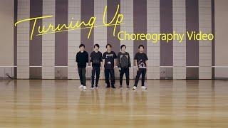 ARASHI - Turning Up  Choreography