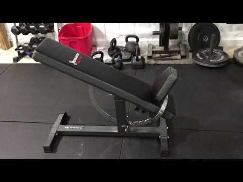 Ironmaster Super Bench Adjustable Bench Review
