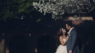 Odessa wedding film {Texas wedding video}