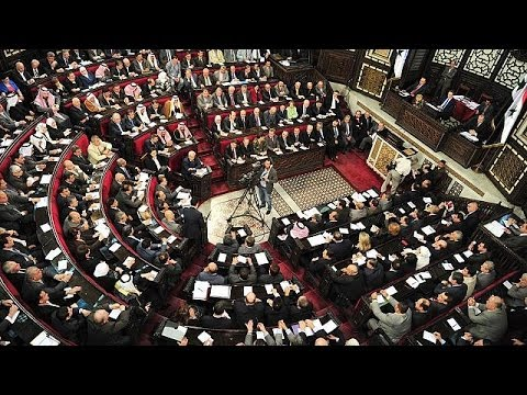 Syrian parliament announces June 3 date for presidential elections