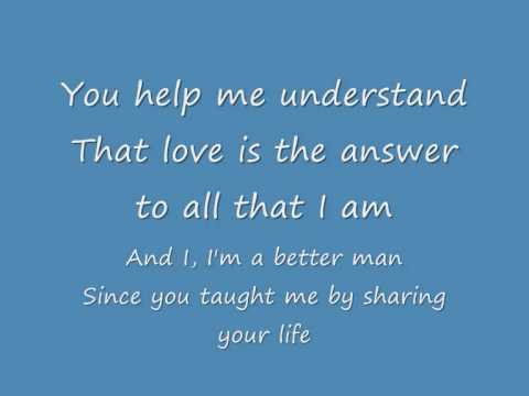 Michael Jackson - You Are My Life