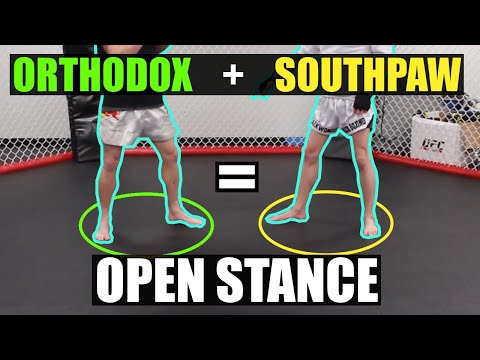 Closed Stance & Open Stance Basics | Kickboxing MMA TMA (Kwonkicker) Image 1