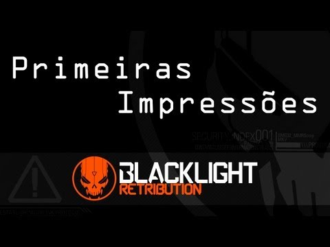 Blacklight Retribution - Review - O cara roubou meu ROBÔ