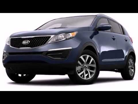 2014 Kia Sportage Video