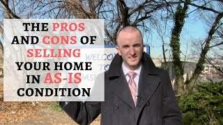 Selling House As Is   Pros and Cons of Selling Your Home in As-Is Condition