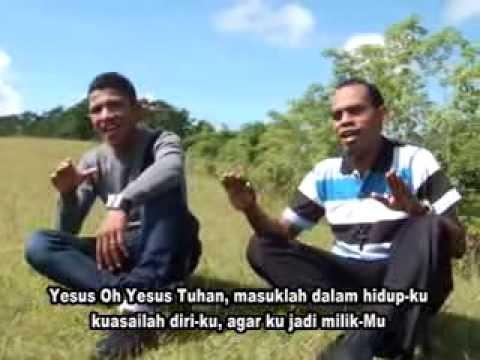 Pegang Janji Tuhan. Cipt. Stef N. Feoh. Vokal Alma Voice video