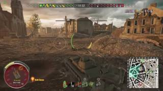 World Of Tanks - Ps4 - A-44 - Ruinberg - Ace Tanker