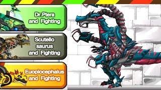 Dino Robot Baryonyx | FULL GAME PLAY - 1080 HD | DCTE VN