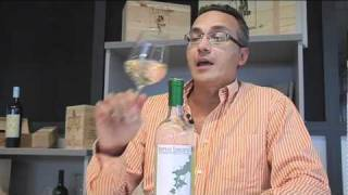 I.G.T. Tuscan White Wine - Video introduction by Cooperativa Legnaia