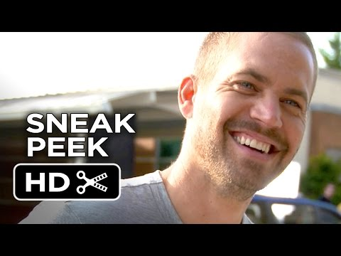 Fast & Furious 7 Official Instagram Sneak Peek 1 (2015) - Paul Walker, Vin Diesel Movie HD