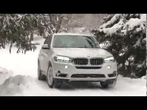 BMW X5 In The Snow | How To Save Money And Do It Yourself!