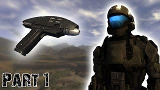 New Vegas Mods: Halo Armor & Star Trek Phasers - 1