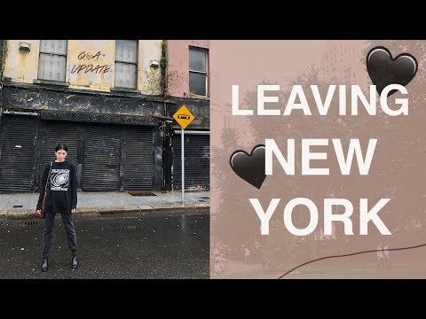Moving & Regrets About Leaving School | Update
