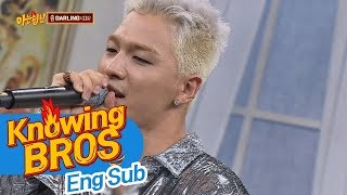 [New Release] Sweet voice Taeyang ♡ 'Darling'♬- Knowing Bros 90