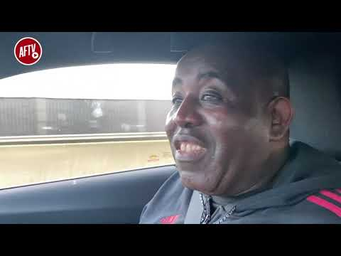 Norwich  V Arsenal Road Trip To Carrow Road