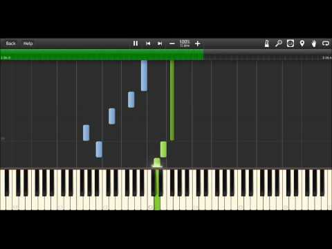 Christina Perri - Distance (piano Tutorial) video