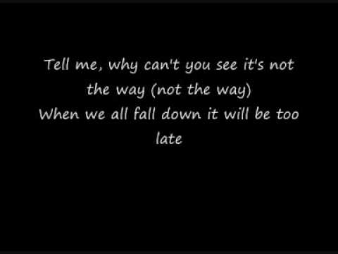 No Reason - Sum 41 (Lyric)