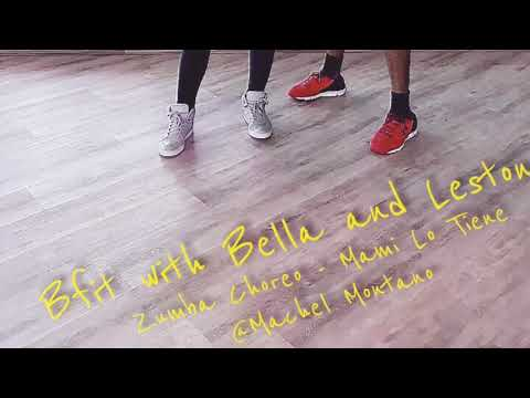 Mami Lo Tiene - Original Zumba Choreo - song by Machel Montano, Zumba Mega Mix 64