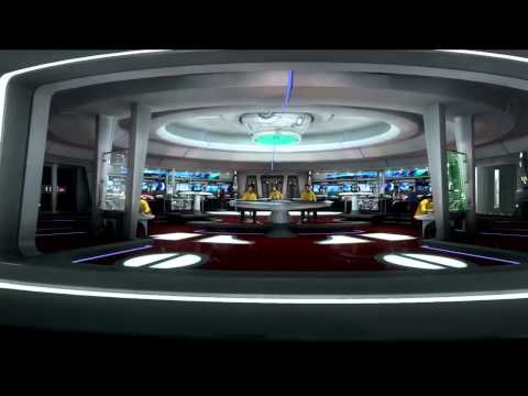 Star Trek: The Video Game (HD Trailer)