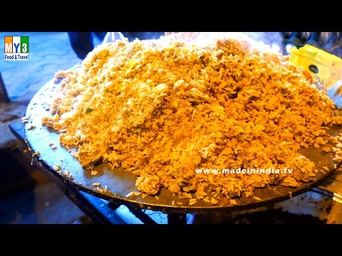 Egg Pulav | Fast Food Center | Wadala | MUMBAI STREET FOOD | INDIAN STREET FOODS