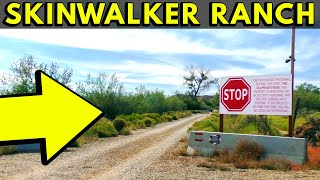 We Investigated SKINWALKER RANCH And This Is What We Found...