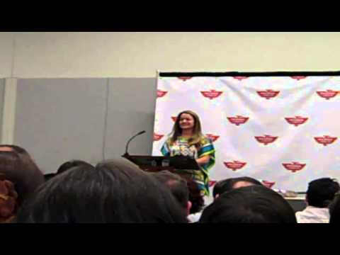 Claudia Christian at Phoenix Comicon 2013