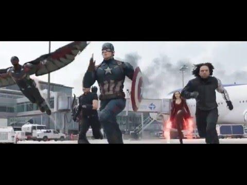 *LEAK* Captain America: Civil War UNCUT TRAILER ENDING