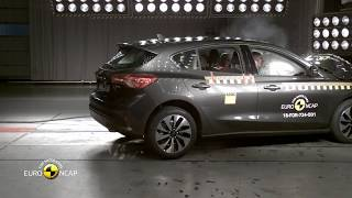 Euro NCAP Crash Test of Ford Focus