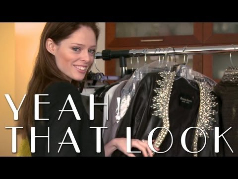 Inside Supermodel Coco Rocha's Closet [Yeah! That Look]