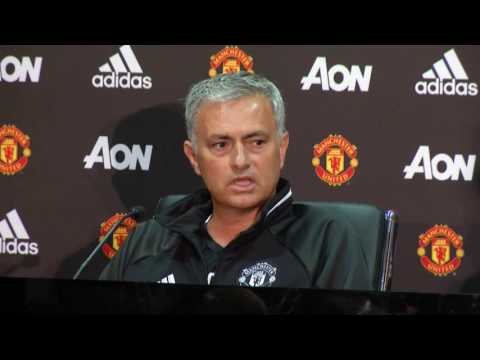 Jose Mourinho on Ryan Giggs's Departure & Wayne Rooney's New Position