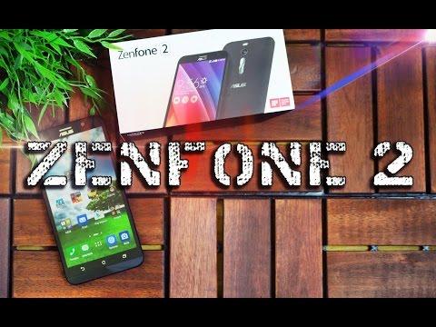 Asus Zenfone 2 (ZE550ML) - Обзор