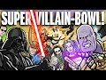 SUPER VILLAIN BOWL!   TOON SANDWICH