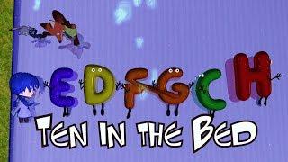 Ten In Bed Sleepers | Nursery Rhymes for Kids | Baby Songs | Children Songs | kids song |