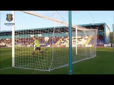 Waterford FC 1-0 UCD - RSC - SSE Airtricity League First Division 18-08-2017