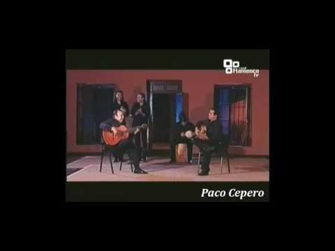 Grandes Guitarristas - Paco Cepero.