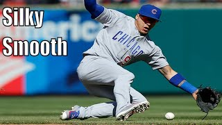 Javier Baez Being Unbelievably Smooth