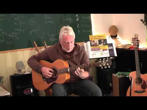 Albatross - Peter Green (fingerstyle)