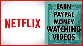 Earn PayPal Money Watching Videos