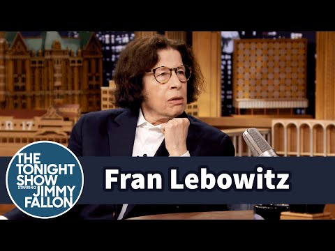 Fran Lebowitz Wants Everyone to Love Hillary Clinton Now