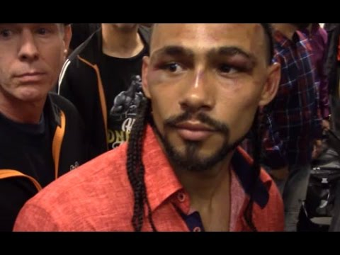 """KEITH THURMAN TELLS DANNY GARCIA """"SIGN THE CONTRACT, BOY; STOP PLAYING""""; QUEST TO BE THE BEST AT 147"""