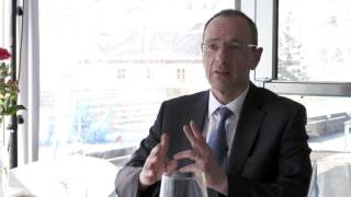 THE in Davos: interview with Lino Guzzella