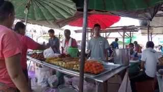 Market Koh Lanta Thailand