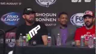 FOX Sports 1: Post-fight Press Conference
