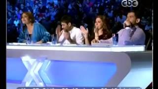زيد النفدى - الصوت الذى ابكى اليسا - The X Factor