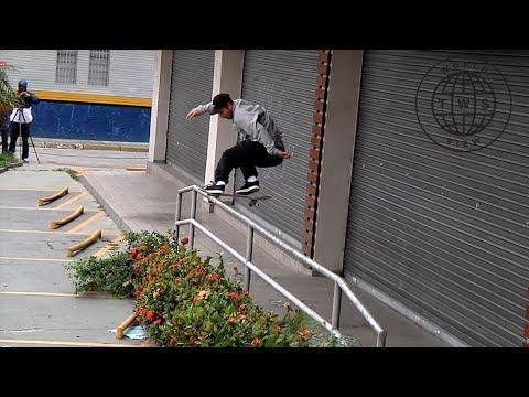 World View: Skatevida 4 | Sao Paulo, Brazil Skateboarding