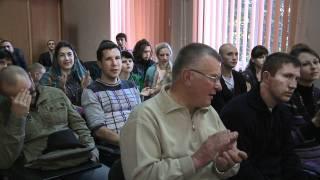 2011.10.16. Sunday Program Kirtan HG Sankarshan Das Adhikari - Kaliningrad, Russia