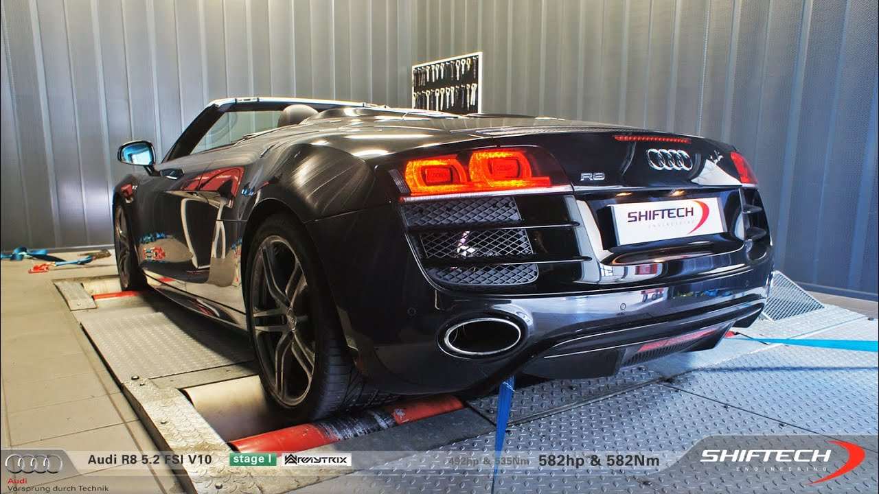 reprogrammation moteur audi r8 v10 5 2 fsi 525hp 582hp armytrix f1 valvetronic exhaust. Black Bedroom Furniture Sets. Home Design Ideas