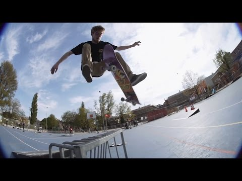Parallel Projects Presents: Thialf sessie #2 (Bump Sesh)
